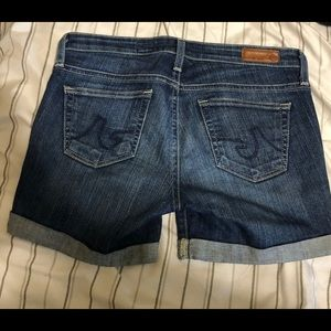 Ag Adriano Goldschmied Shorts - Ag 5 inch shirts